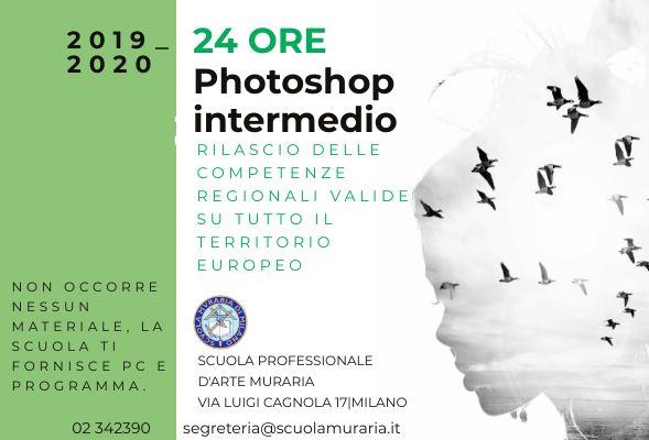 CORSO PHOTOSHOP INTERMEDIO